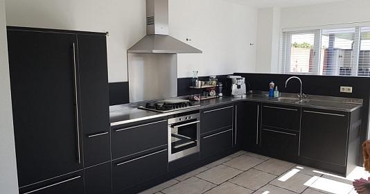 Keuken restylen met m interieurfolie coverplan